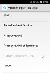 Alcatel Pixi 3 (3.5) - Internet et roaming de données - Configuration manuelle - Étape 16