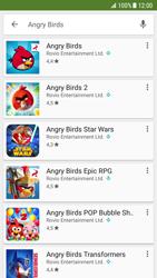 Samsung Galaxy S7 - Android N - Apps - Installieren von Apps - Schritt 17