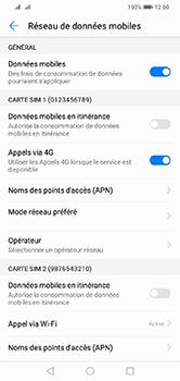 Huawei Y7 (2019) - MMS - configuration manuelle - Étape 6