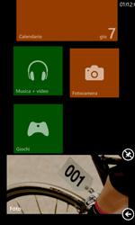 Nokia Lumia 820 / Lumia 920 - Operazioni iniziali - Personalizzazione della schermata iniziale - Fase 9