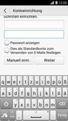 Huawei Ascend Y550 - E-Mail - Konto einrichten (outlook) - 7 / 12