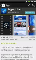 HTC A8181 Desire - Apps - Herunterladen - Schritt 7