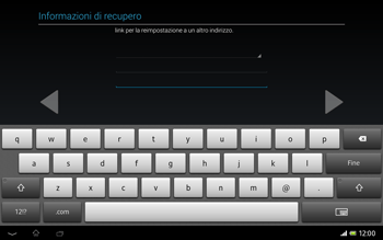 Sony Xperia Tablet Z LTE - Applicazioni - Configurazione del negozio applicazioni - Fase 17