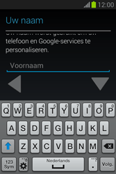 Samsung S6790 Galaxy Fame Lite - apps - account instellen - stap 5