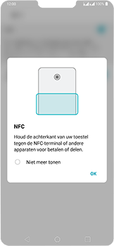 LG g7-fit-dual-sim-lm-q850emw-android-pie - NFC - NFC activeren - Stap 6
