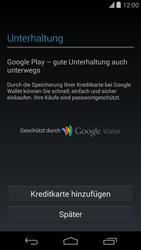 LG D821 Google Nexus 5 - Apps - Konto anlegen und einrichten - Schritt 20