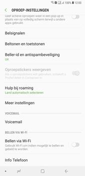 Samsung Galaxy A7 (2018) - Bellen - bellen via wifi (VoWifi) - Stap 7