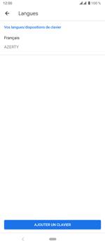 Sony Xperia 5 - Prise en main - Comment ajouter une langue de clavier - Étape 9