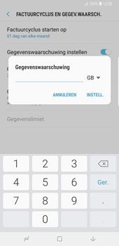 Samsung Galaxy Note9 - internet - mobiele data managen - stap 11