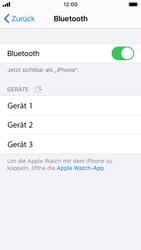 Apple iPhone SE - iOS 14 - Bluetooth - Verbinden von Geräten - Schritt 7