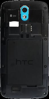 HTC Desire 500 - SIM-Karte - Einlegen - 0 / 0