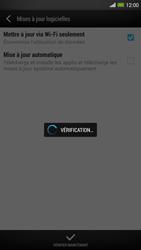 HTC One Max - Logiciels - Installation de mises à jour - Étape 7