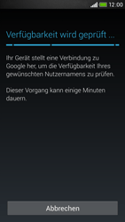 HTC Desire 601 - Apps - Konto anlegen und einrichten - 9 / 24