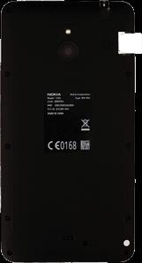 Nokia Lumia 1320 - SIM-Karte - Einlegen - 4 / 7