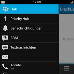 BlackBerry Q5 - E-Mail - E-Mail versenden - 0 / 0