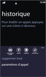 Nokia Lumia 800 - Messagerie vocale - Configuration manuelle - Étape 5