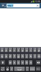 Samsung I9195 Galaxy S IV Mini LTE - Internet - Navigation sur Internet - Étape 4