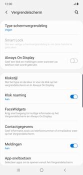 Samsung Galaxy Note10 Plus - Beveiliging - stel in of wijzig pincode voor je toestel - Stap 5