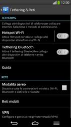 LG D955 G Flex - Rete - Selezione manuale della rete - Fase 5