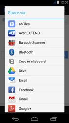 Acer Liquid Jade - Internet - Internet browsing - Step 20