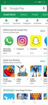Huawei Mate 20 Lite - Apps - Konto anlegen und einrichten - 19 / 20