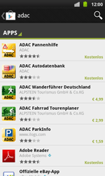 Samsung Galaxy S Plus - Apps - Herunterladen - 18 / 22