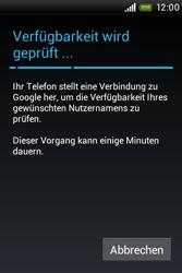 HTC A320e Desire C - Apps - Konto anlegen und einrichten - Schritt 7