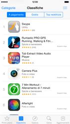 Apple iPhone 6 iOS 8 - Applicazioni - installazione delle applicazioni - Fase 8