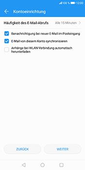 Huawei Honor 9 Lite - E-Mail - Konto einrichten (yahoo) - 8 / 11