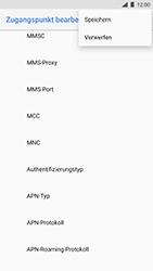 Nokia 8 - Internet und Datenroaming - Manuelle Konfiguration - Schritt 16