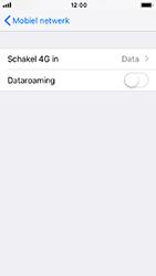 Apple iPhone SE - iOS 12 - Netwerk - Wijzig netwerkmodus - Stap 5