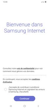 Samsung Galaxy A31 - Internet et connexion - Naviguer sur internet - Étape 5