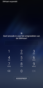 Samsung Galaxy S8 Plus (G955) - Internet - Handmatig instellen - Stap 34