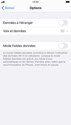 Apple iPhone 8 - iOS 14 - Réseau - Comment activer une connexion au réseau 4G - Étape 5