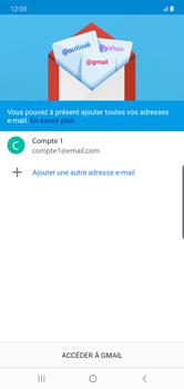 Samsung Galaxy Note 10 Plus 5G - E-mail - configuration manuelle - Étape 22