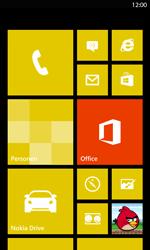 Nokia Lumia 820 LTE - internet - handmatig instellen - stap 1