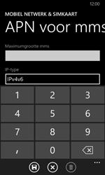 Nokia Lumia 630 - MMS - Handmatig instellen - Stap 11