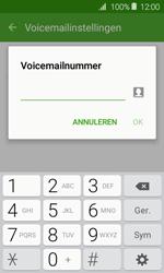 Samsung Samsung Galaxy J1 (2016) - voicemail - handmatig instellen - stap 8