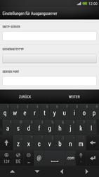 HTC One Max - E-Mail - Manuelle Konfiguration - Schritt 14