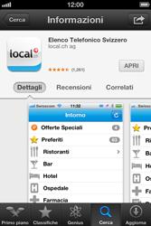 Apple iPhone 3GS - Applicazioni - Installazione delle applicazioni - Fase 9