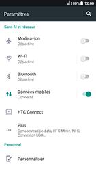 HTC 10 - Android Nougat - MMS - Configuration manuelle - Étape 4