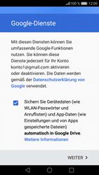 Huawei P9 - E-Mail - Konto einrichten (gmail) - Schritt 14