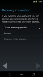 Sony Xperia Z1 - Applications - Setting up the application store - Step 12