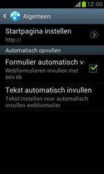 Samsung S7560 Galaxy Trend - Internet - Handmatig instellen - Stap 26