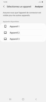 Samsung Galaxy S20+ - Photos, vidéos, musique - Envoyer une photo via Bluetooth - Étape 12