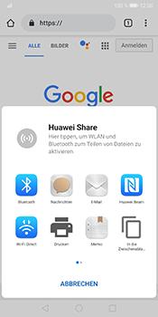 Huawei Mate 10 Pro - Android Pie - Internet und Datenroaming - Verwenden des Internets - Schritt 21