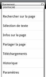 HTC A8181 Desire - Internet - Configuration manuelle - Étape 16