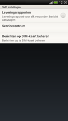 HTC Z520e One S - SMS en MMS - Handmatig instellen - Stap 5