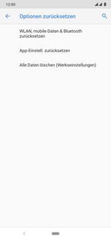 Nokia 6.2 - Gerät - Zurücksetzen auf die Werkseinstellungen - Schritt 7