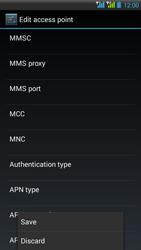 HTC Desire 516 - Internet - Manual configuration - Step 15
